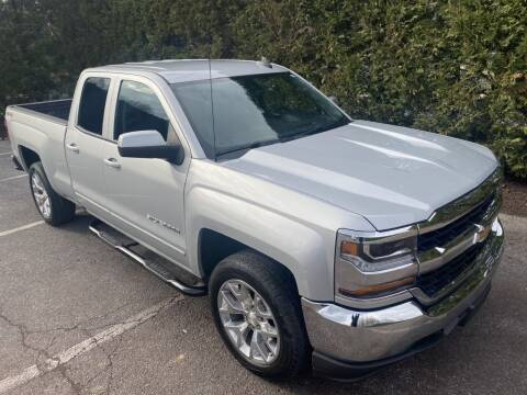 2016 Chevrolet Silverado 1500 for sale at Limitless Garage Inc. in Rockville MD
