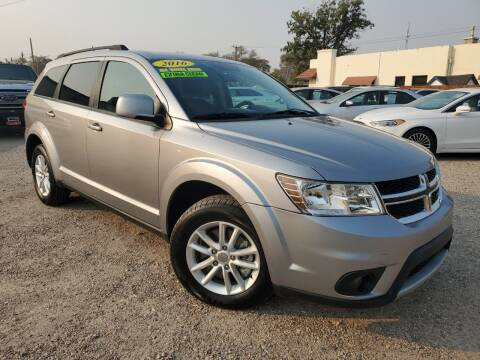 2016 Dodge Journey for sale at CHURCHILL AUTO SALES in Fallon NV