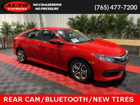 2017 Honda Civic for sale at Auto Express in Lafayette IN