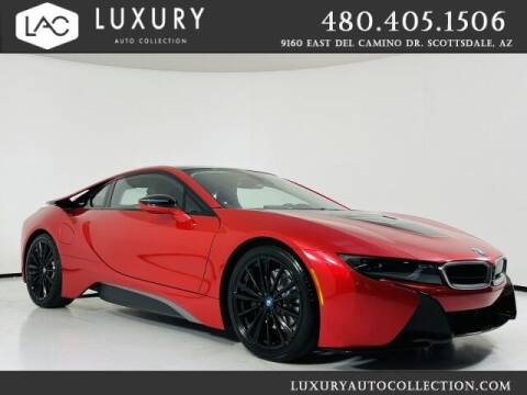 2019 BMW i8 for sale at Luxury Auto Collection in Scottsdale AZ