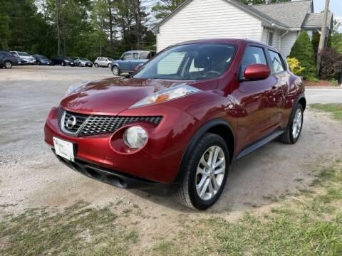 2013 Nissan JUKE for sale at Williston Economy Motors in Williston VT