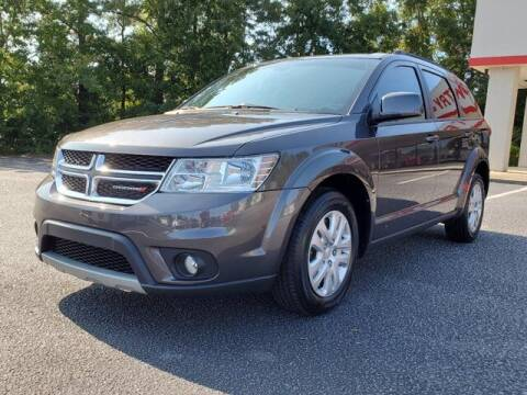 2019 Dodge Journey for sale at Gentry & Ware Motor Co. in Opelika AL