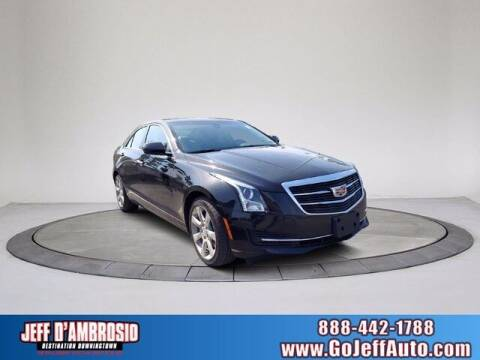 2016 Cadillac ATS for sale at Jeff D'Ambrosio Auto Group in Downingtown PA