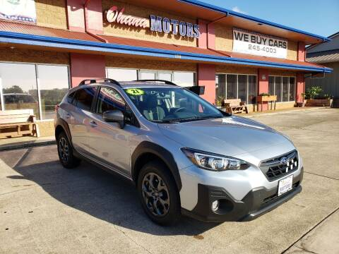 2021 Subaru Crosstrek for sale at Ohana Motors in Lihue HI