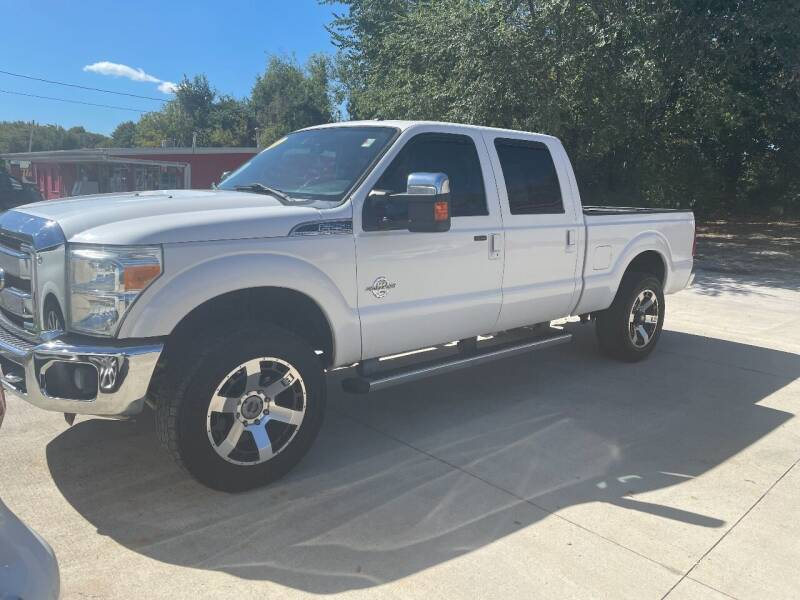 2011 Ford F-250 Super Duty for sale at Azteca Auto Sales LLC in Des Moines IA
