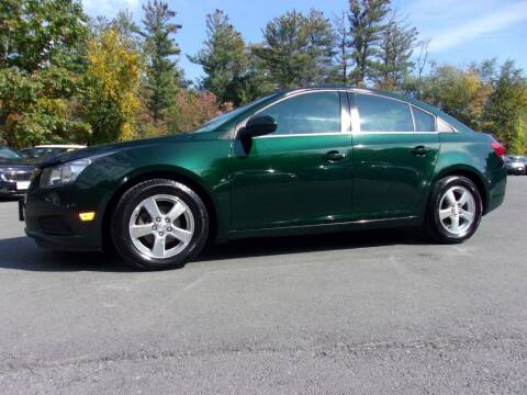 2014 Chevrolet Cruze for sale at Mark's Discount Truck & Auto Sales in Londonderry NH