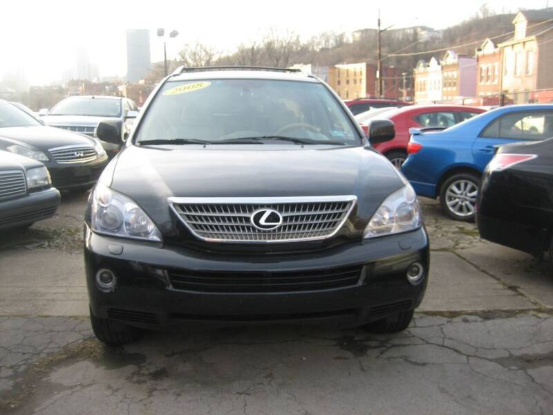2008 Lexus RX 400h for sale at B. Fields Motors, INC in Pittsburgh PA