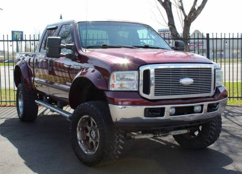2007 Ford F-350 Super Duty for sale at Avanesyan Motors in Orem UT
