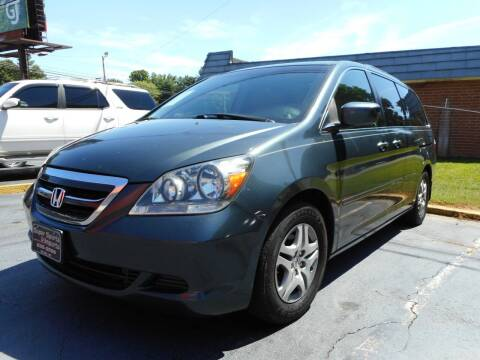 2006 Honda Odyssey for sale at Super Sports & Imports in Jonesville NC