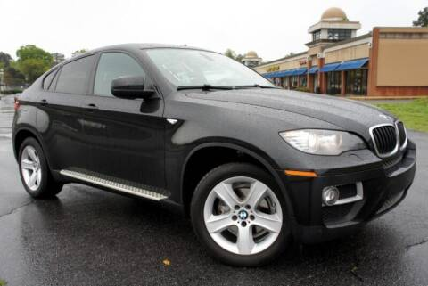 2014 BMW X6 for sale at CU Carfinders in Norcross GA