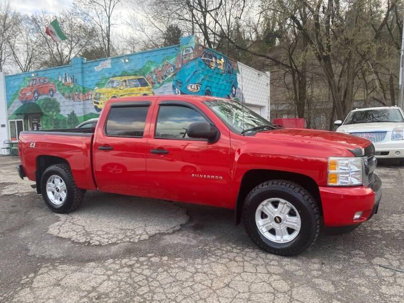 2011 Chevrolet Silverado 1500 for sale at Showcase Motors in Pittsburgh PA