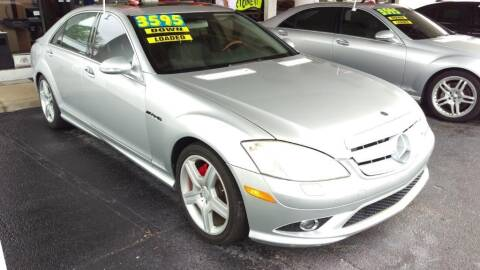 2007 Mercedes-Benz S-Class for sale at Tony's Auto Sales in Jacksonville FL