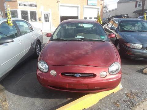 1998 Ford Taurus for sale at Autolistix LLC in Salem NJ