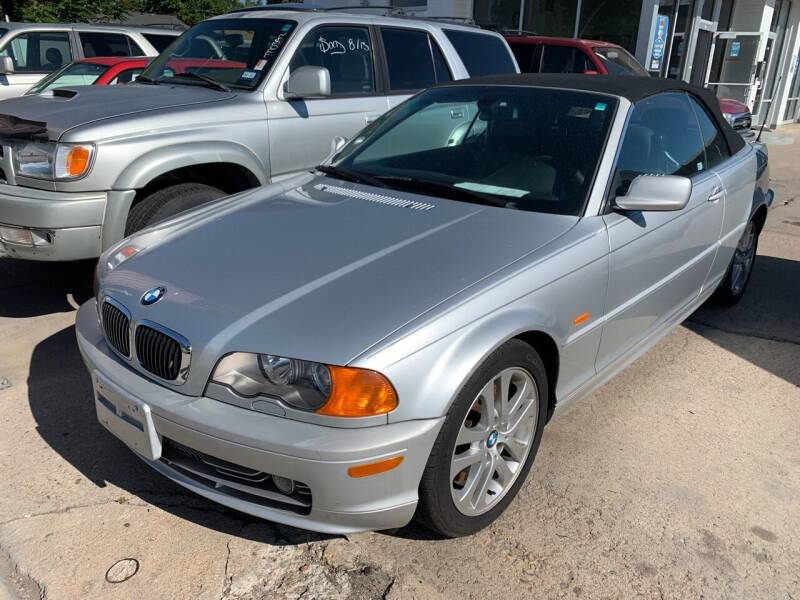 2001 BMW 3 Series for sale at Shift Automotive in Denver CO
