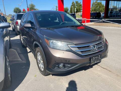 2014 Honda CR-V for sale at Auto Solutions in Warr Acres OK