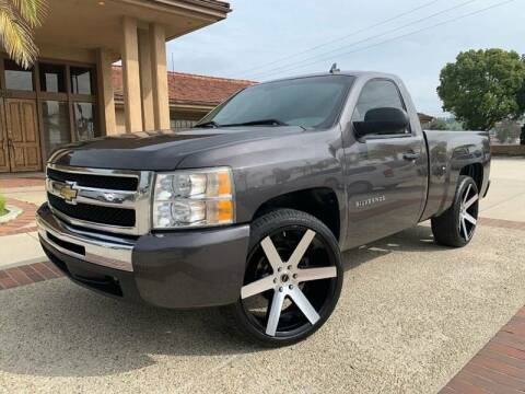 2011 Chevrolet Silverado 1500 for sale at Auto Hub, Inc. in Anaheim CA
