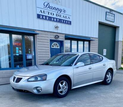 2004 Pontiac Grand Prix for sale at Danny's Auto Deals in Grafton WI