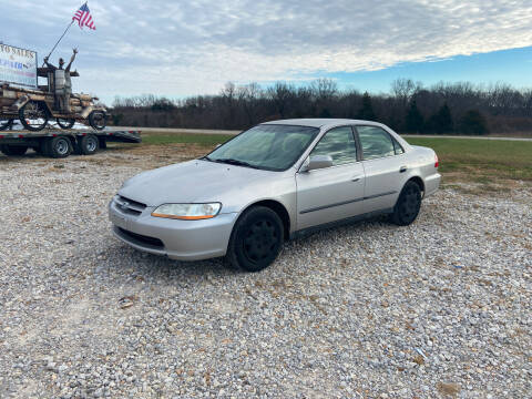1999 Honda Accord for sale at Ken's Auto Sales & Repairs in New Bloomfield MO