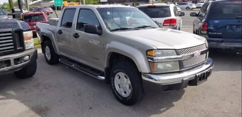 2004 Chevrolet Colorado for sale at Lexington Auto Store in Lexington KY