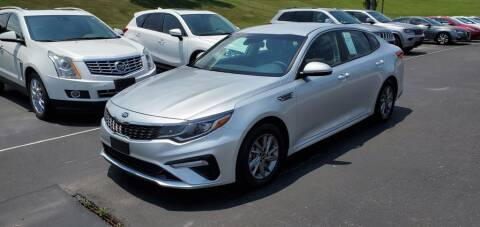 2019 Kia Optima for sale at Gallia Auto Sales in Bidwell OH