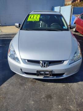2005 Honda Accord for sale at Credit Connection Auto Sales Inc. YORK in York PA