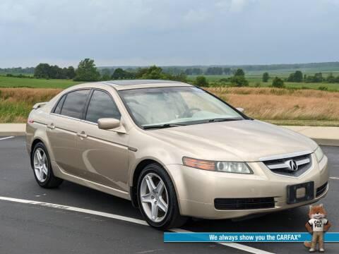 2006 Acura TL for sale at Bob Walters Linton Motors in Linton IN