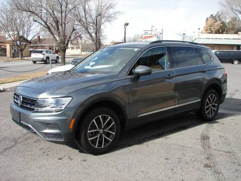 2018 Volkswagen Tiguan for sale at Jimmy's Love Bug in Provo UT