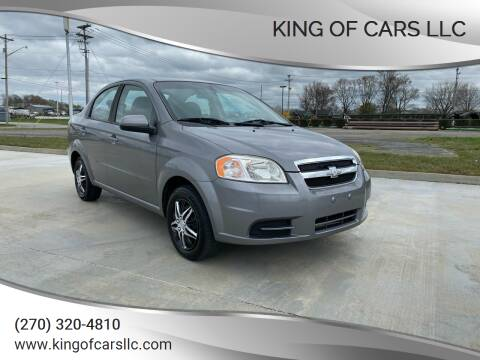 2011 Chevrolet Aveo for sale at King of Cars LLC in Bowling Green KY