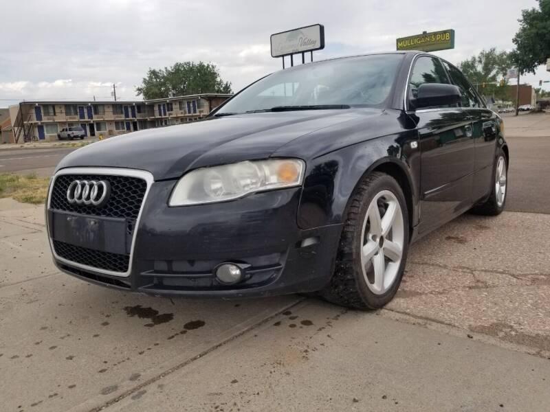 2007 Audi A4 for sale at Alpine Motors LLC in Laramie WY