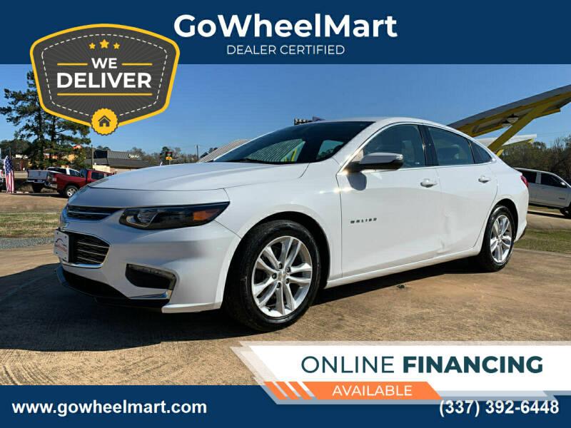 2018 Chevrolet Malibu for sale at GoWheelMart in Leesville LA