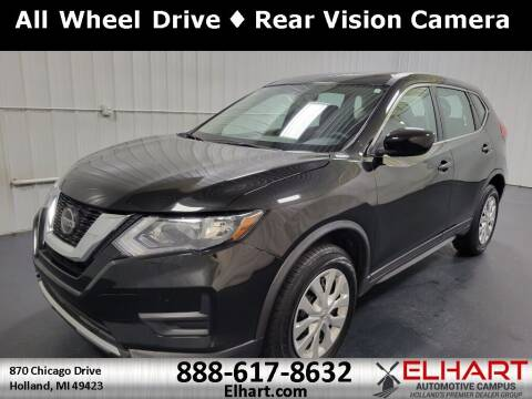 2018 Nissan Rogue for sale at Elhart Automotive Campus in Holland MI