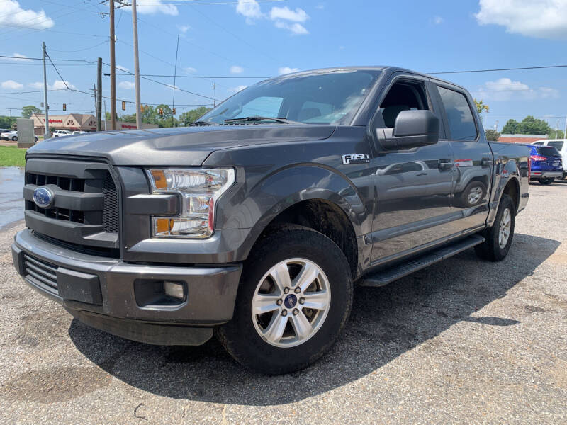 2016 Ford F-150 for sale at Safeway Auto Sales in Horn Lake MS