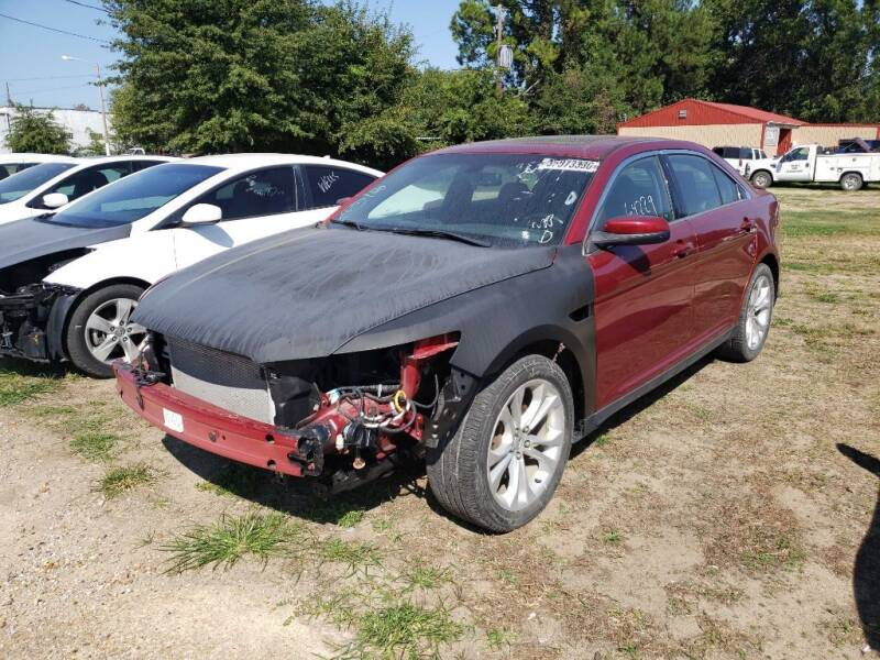 2013 Ford Taurus for sale at RAGINS AUTOPLEX in Kennett MO