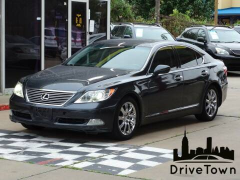 2008 Lexus LS 460 for sale at Drive Town in Houston TX