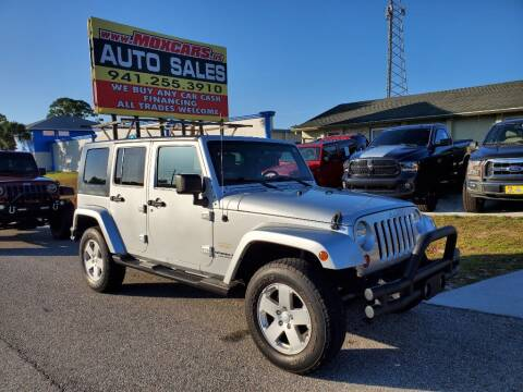 2007 Jeep Wrangler Unlimited for sale at Mox Motors in Port Charlotte FL