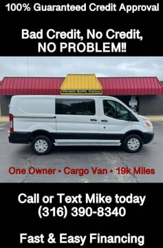 2019 Ford Transit Cargo for sale at Affordable Mobility Solutions, LLC - Standard Vehicles in Wichita KS