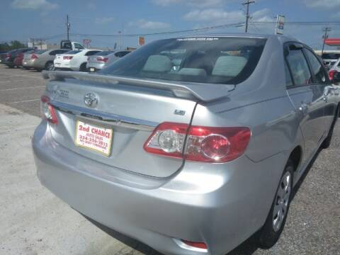 2011 Toyota Corolla for sale at 2nd Chance Auto Sales in Montgomery AL
