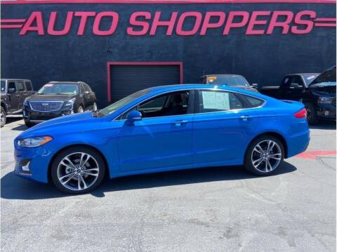 2020 Ford Fusion for sale at AUTO SHOPPERS LLC in Yakima WA
