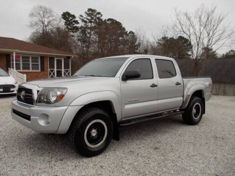 2011 Toyota Tacoma for sale at Carolina Auto Connection & Motorsports in Spartanburg SC