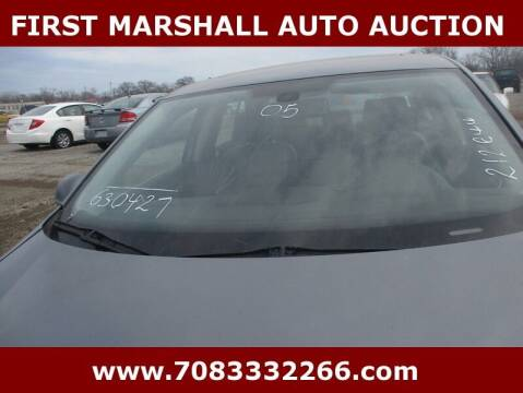 2005 Volkswagen Jetta for sale at First Marshall Auto Auction in Harvey IL
