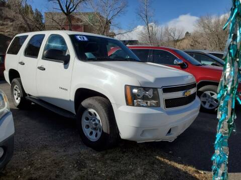 2012 Chevrolet Tahoe for sale at 4X4 Auto in Cortez CO