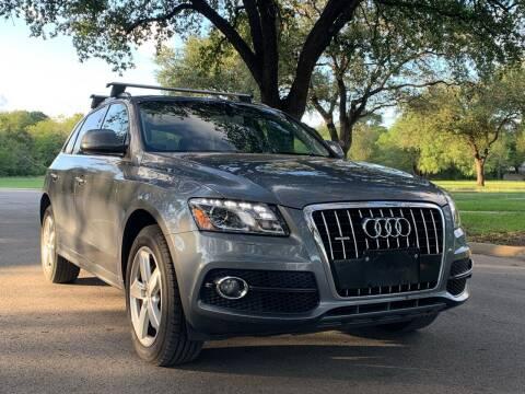 2012 Audi Q5 for sale at 210 Auto Center in San Antonio TX