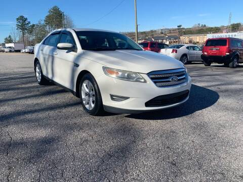 2012 Ford Taurus for sale at Hillside Motors Inc. in Hickory NC