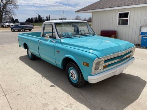 1968 Chevrolet C/K 10 Series for sale at B & B Auto Sales in Brookings SD