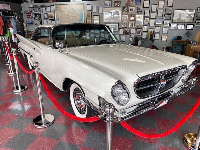 1961 Chrysler 300 for sale at Bates RV in Venice FL