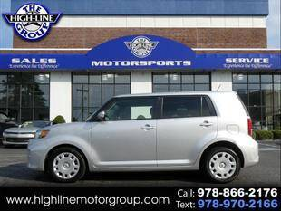 2015 Scion xB for sale at Highline Group Motorsports in Lowell MA