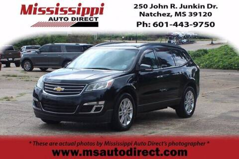 2014 Chevrolet Traverse for sale at Auto Group South - Mississippi Auto Direct in Natchez MS