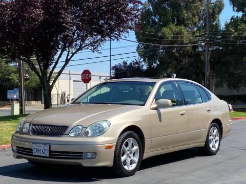 2003 Lexus GS 300 for sale at AutoAffari LLC in Sacramento CA