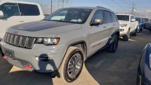 2020 Jeep Grand Cherokee for sale at ALOTTA AUTO in Rexburg ID