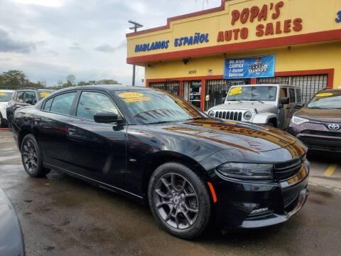 2018 Dodge Charger for sale at Popas Auto Sales in Detroit MI